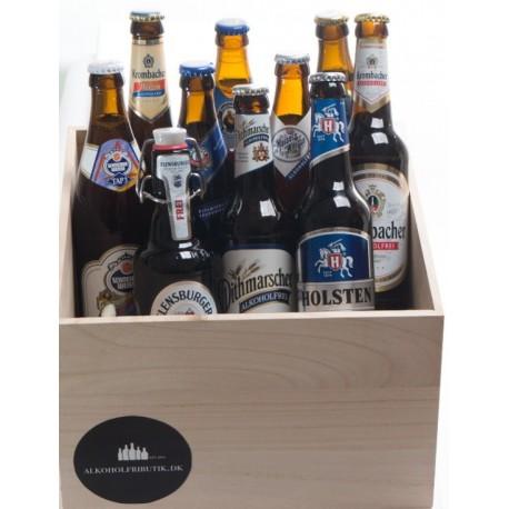 Alkoholfri øl en god start