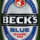 Becks Blue alkoholfri 12 x 33 cl + Pant
