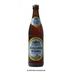 König Ludwig alkoholfri hvedeøl