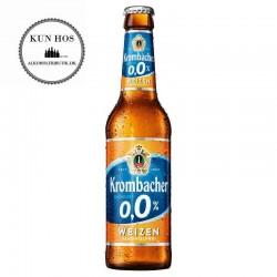 Krombacher Alkoholfri Øl Hvede 0,0