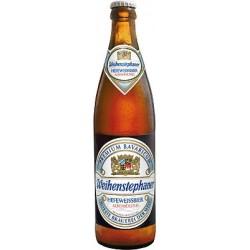 Weihenstephaner Alkoholfri hvedeøl 10 x 50 cl (Inkl. pant))