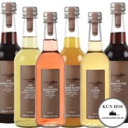 Smagskasse - Alain Milliat Druesaft 6 flasker