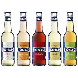 DATOKUP: Bionade Blandet Sodavand ØKO 12 x 33 cl