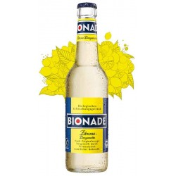 Bionade Citron Sodavand Økologisk Med Lavt Sukkerindhold