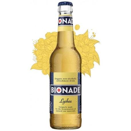 Bionade Litchi Sodavand Økologisk med lavt sukkerindhold