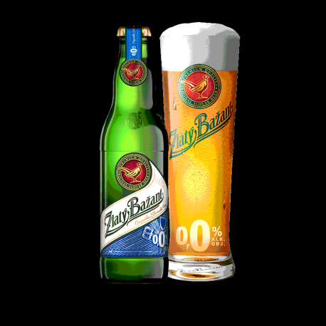 Zlaty Bazant Alkoholfri Pilsner 10 x 50 cl