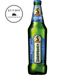 Staropramen Alkoholfri Pilsner 10 x 50 cl