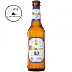 Bitburger 0,0 Alkoholfri pilsner øl